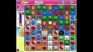 Candy Crush Saga Nivel 799 completado en español sin boosters (level 799)