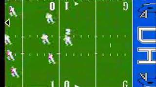 Tecmo Bowl, 77-0 in first half