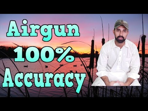 Get 100% Accuracy Out Of Your Airgun | Urdu/Hindi