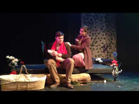 Into the Woods- Katie Walder and Alex Runicles heartbreaking finale