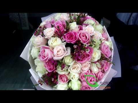 Send flowers to Saigon on Valentine's day