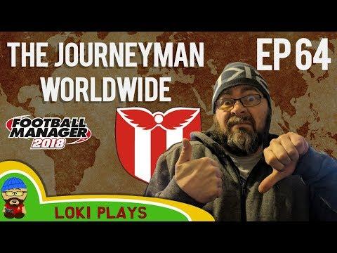 FM18 - Journeyman Worldwide - EP64 - River Plate Uruguay - Football Manager 2018