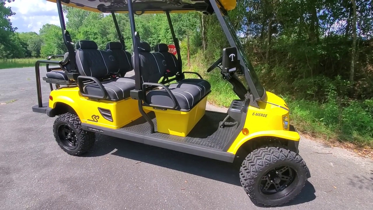 Why Buy A Tomberlin Golf Cart?