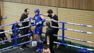 Sandros Kampf auf der Deutschen Meisterschaft 2017