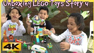 Baixar UNBOXING MAINAN LEGO TOYS STORY 4 dan GIANT BUZZ LIGHT YEAR! - TheRempongsHD