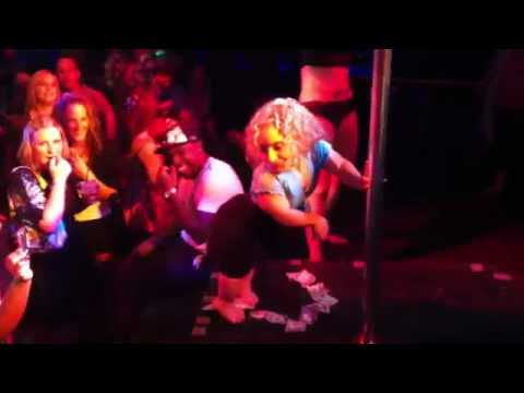 Pure golds world famous exotic dancer bikini contest