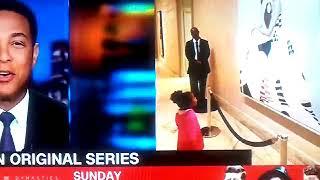 CNN: Michelle Obama Portrait