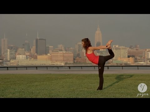 Yoga Meets Martial Arts Practice: Silky Force