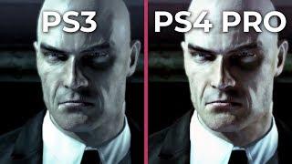 Hitman Absolution – Original on PS3 (2012) vs. Remaster on PS4 Pro (2019) Graphics Comparison