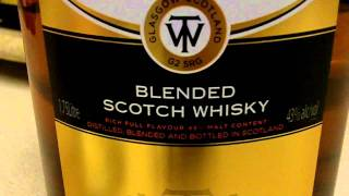 Booze it Up!  Teachers Highland Cream Scotch