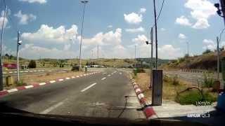 Отпуск 2014 переезд Сербия- Македония- Греция E75(Июль 2014 E75 с юга Сербии от Вране по E75 (158) - граница- Македония по A1- граница - Греция 1- объезд Салоники E90- 25..., 2015-03-14T22:55:27.000Z)