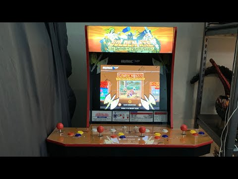 Golden Axe Arcade1up Review from Totosh Toys
