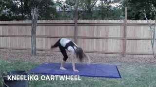 Different Kinds of Cartwheels!