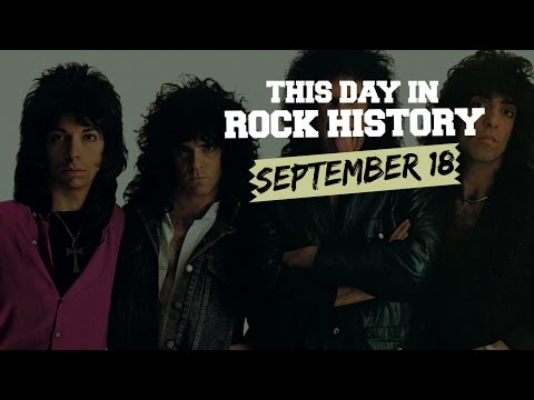 Jimi Hendrix Dies, Kiss Reveal Their Faces - September 18 in Rock History