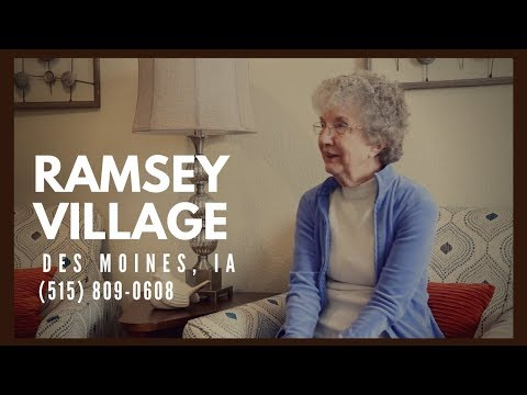 Ramsey Village  - Assisted Living - Des Moines, IA