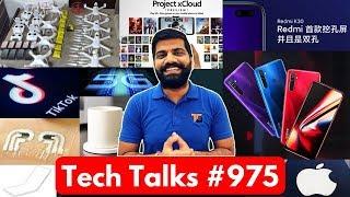 Tech Talks #975 - 26 Lakh iPhones Arrest, Redmi K30 in 2020, Cheap 5G Phones, Realme 5s SD665