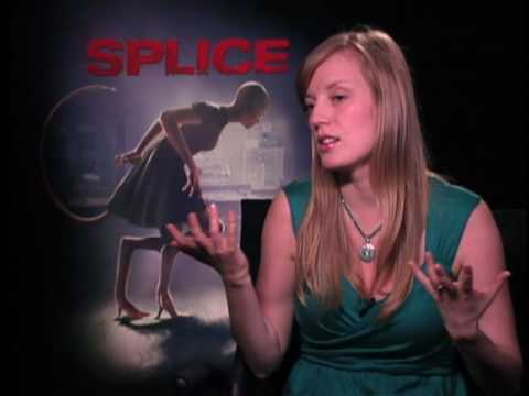 Sarah Polley is excited to push the boundaries in Splice