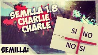 Semilla Charlie Charlie - Las Generacion mas Raras - Minecraft 1.8