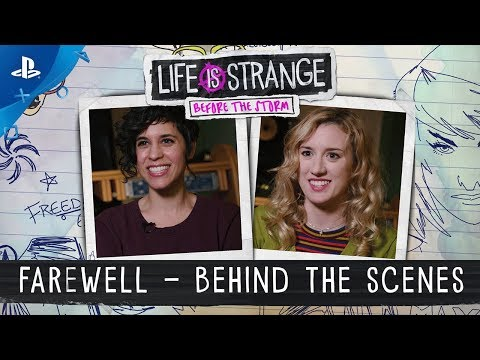 Life is Strange: Before the Storm - Farewell - Behind the scenes | PS4