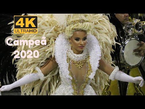 Vai Vai 2020 - Desfile Oficial - 4K