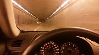 g35 coupe full motordyne exhaust epic tunnel blast