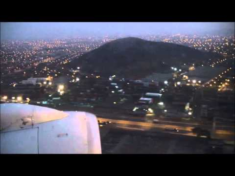 American Airlines Boeing 757 Miami To Lima, Peru Flight Review
