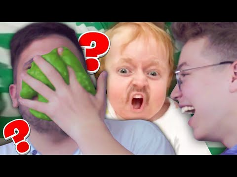 Try Not To Laugh Challenge! (Snot To The Face)