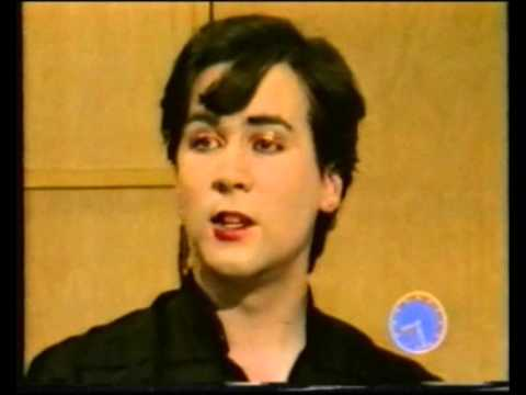 The Human League - Interview (May 1983 Breakfast Time)