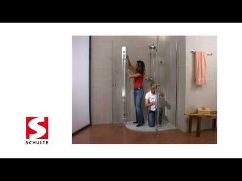 Schulte duschen montageanleitung