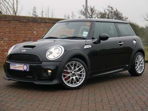 2010 Mini Hatchback John Cooper Works 1 6 Black 211 Bhp For In Hampshire