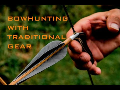 Hunting With Traditional Archery Equipment