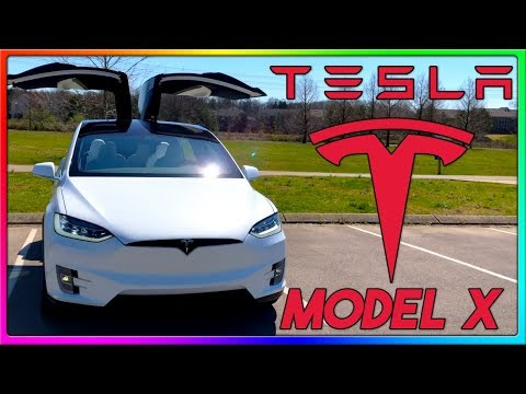 I BOUGHT MY DREAM CAR! | 2018 Tesla Model X Overview / Review (IRL)