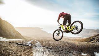 What The Heck?  Danny Macaskill rides the new Santa Cruz ebike