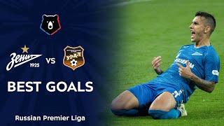 Zenit vs FC Ural Best Goals