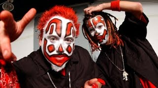 "Insane Clown Posse Responds To ""Killer Clown Craze"""