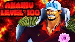 One Piece Pirate Warriors 3 Akainu Level 100 Gameplay