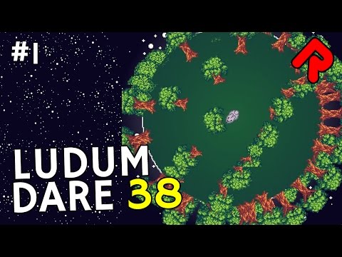 5 Great Ludum Dare 38 Games #1: Small Trek, You Are An Elevator, Bunosphere & more!