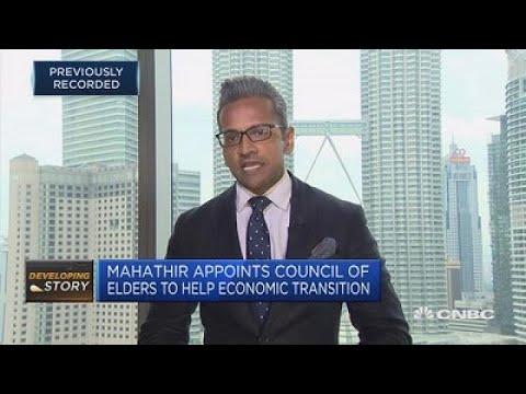 Malaysian stocks tied to Najib administration fall | Squawk Box Asia