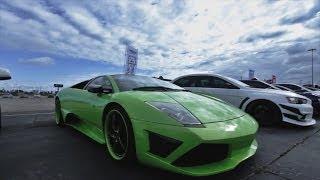 AUTOMASS 2013 @ Toyota Park Chicago [Drift & Stunt Show]
