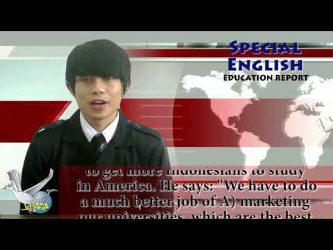 Breaking News - VOA Special English Education Report