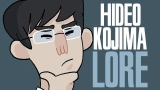 LORE - Hideo Kojima Lore in a Minute!