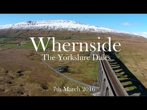 Whernside in March
