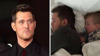 Michael Bublé Opens Up About His Son's Cancer Battle