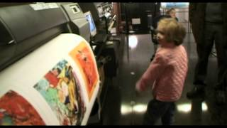 My Kid Could Paint That - Trailer   Crackle