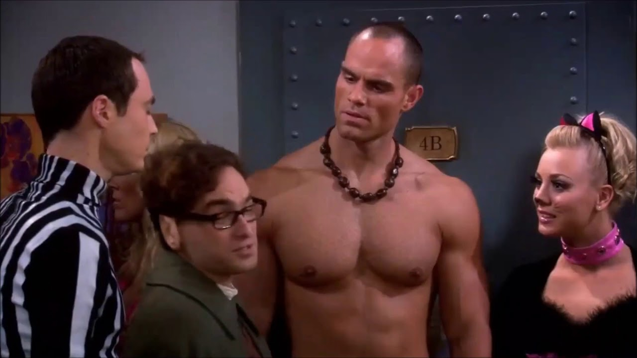 The Big Bang Theory - Leonard And Kurt - Youtube-7709