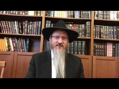 Rabbi Berel Lazar #TefillinForYitzi