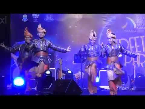 Asia Pacific Masters Games 2018 - Cultural Performances on 09 September 2018