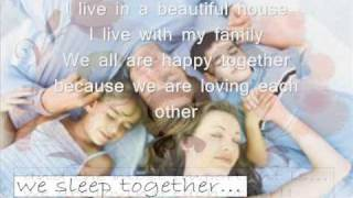HOme Sweet home - Lagu anak - anak indonesia tema keluarga children kids song family