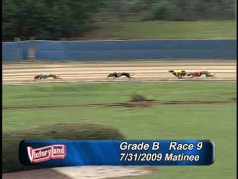 Victoryland 7/31/09 Matinee Race 9