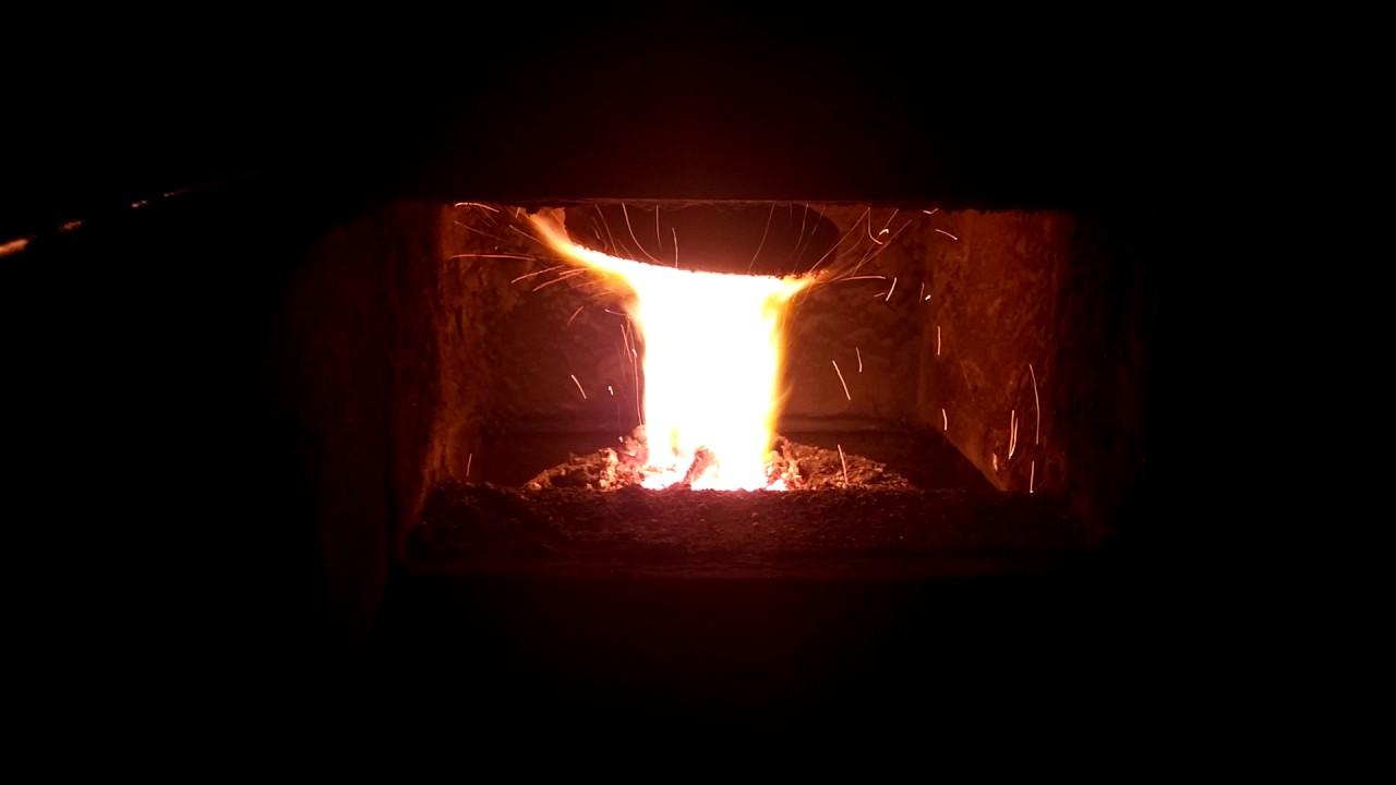 Niesamowite Piec na ekogroszek Hef Eko Plus 25 KW prawidłowy płomień paleniska HJ44
